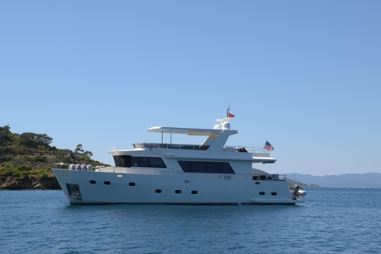 WAVE 21 m GRP Trawler | YMB - Yachts for sale based in Turkey