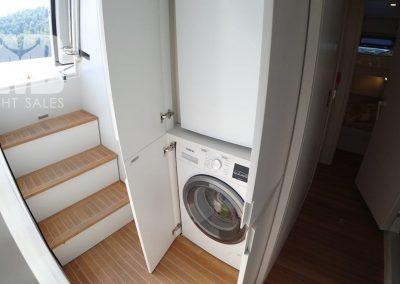 Laundry and Freezer