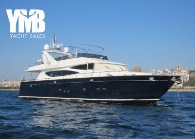 DELUXIA 24.3 m Custom Motor Yacht
