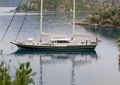 sailing nour 37 m motorsailer yacht