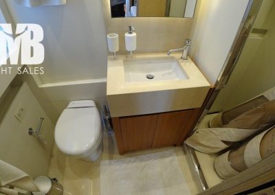 Captains en suite