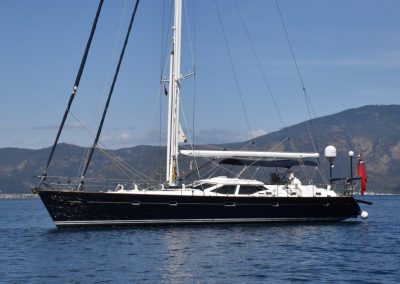 oyster 62 sailing yacht for sale
