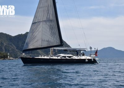 Sailing Yankee