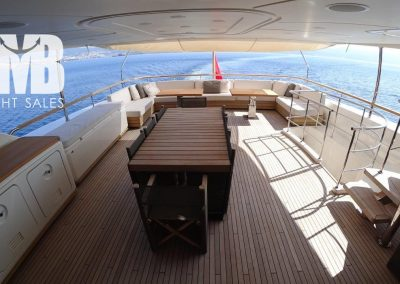 Secound aft deck