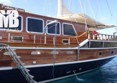1 hull details